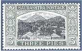 Girnar Hills - Oct 18, 1929